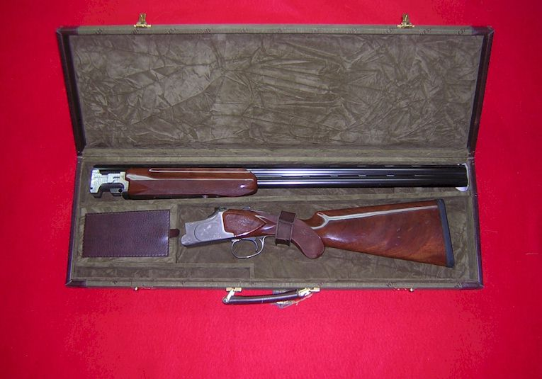 Winchester Model 101 Pigeon Grade -12 gague (ref # 1239)