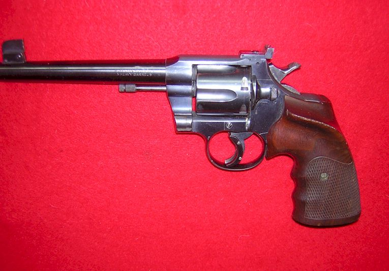 Colt Officers Model 38 (Ref # 1294)