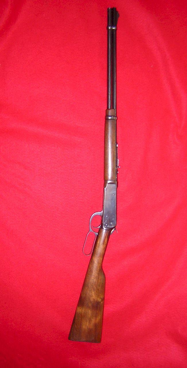Winchester 1894 Carbine in 32 WS (ref # 1404)