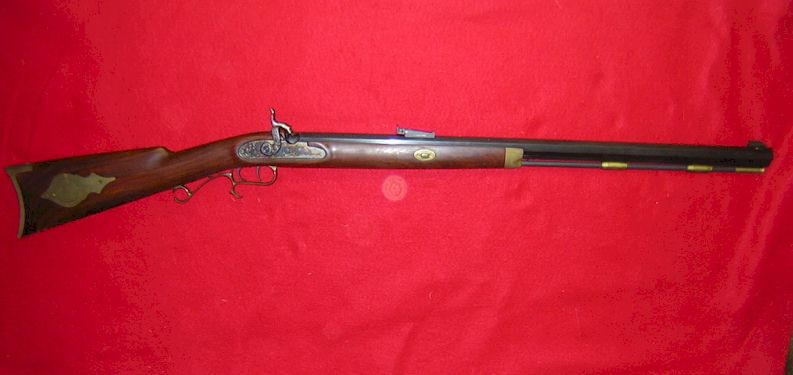 SOLD~~~ Thompson Center Hawken 50 caliber Blackpowder (#0163)