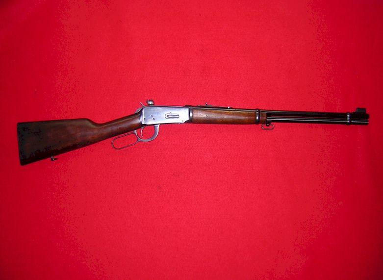 Winchester 1894 Carbine in 30-30 (ref # 1757)