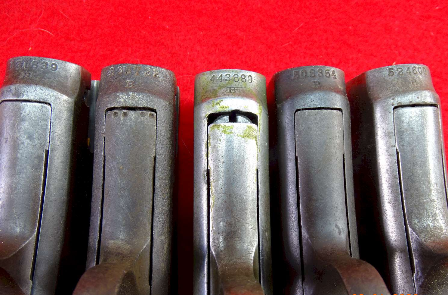 Winchester 1906 S, L, LR Receiver Group
