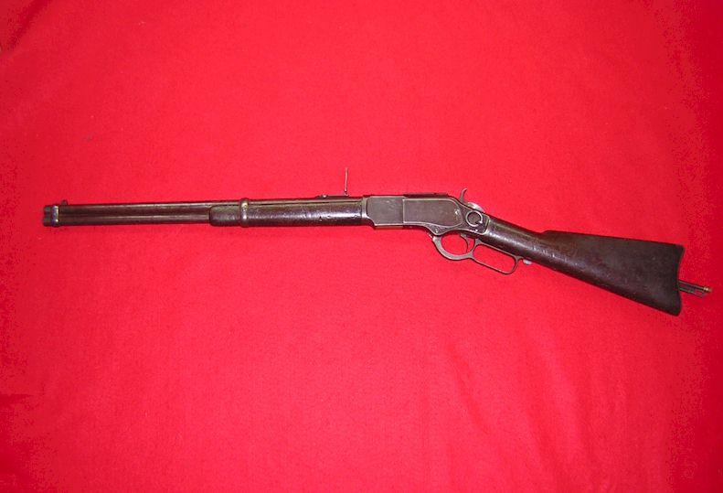 Winchester 1873 Carbine (Ref # 1950)