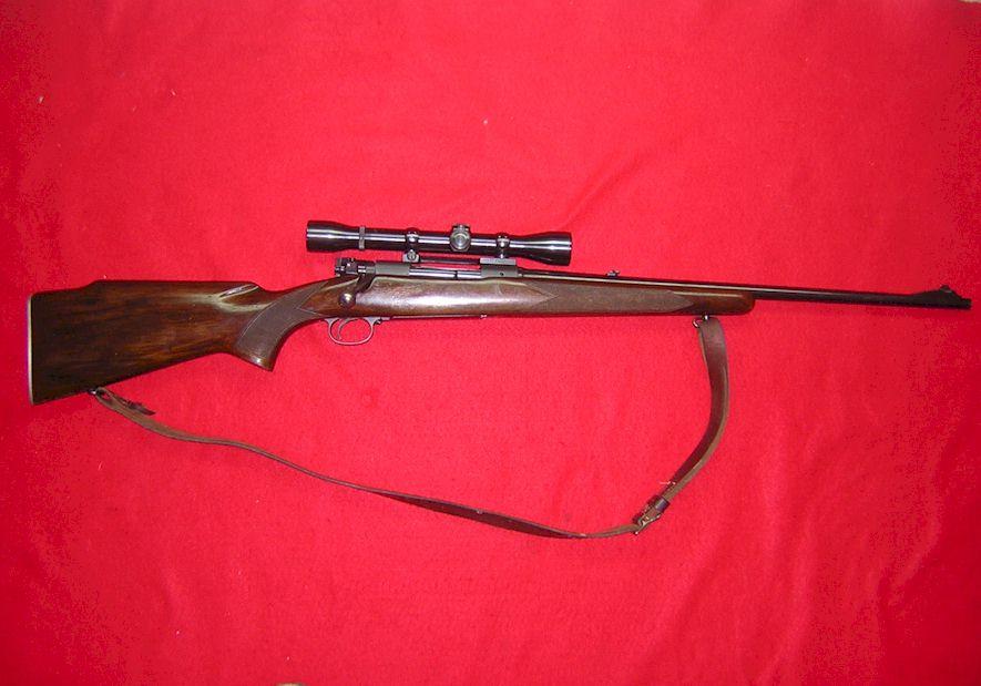 Winchester Model 70 in 243 (Ref # 1992)