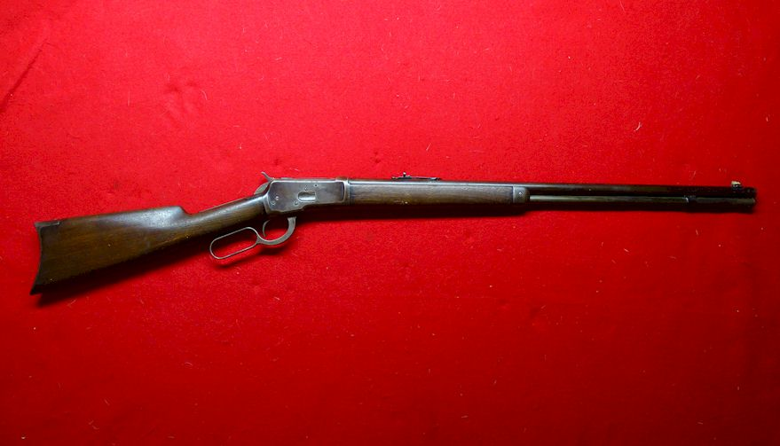 <b>~~~Sale Pending~~~</b><br>Winchester 1892 Sporting rifle in 32-20 (Ref # 2089)