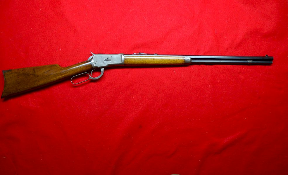 <b>~~~Sale Pending~~~</b><br> Winchester Model 1892 in 25-20 (Ref #2125)