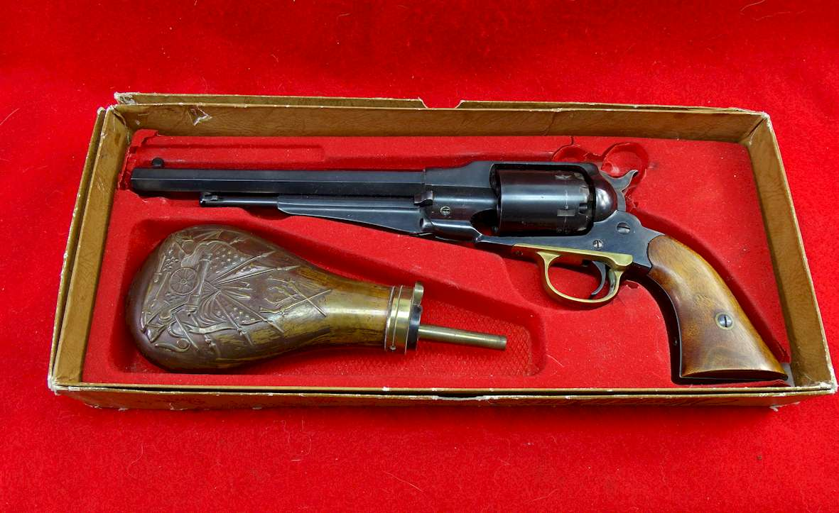 Uberti Western Model 1858 Remington (Ref # 2242)