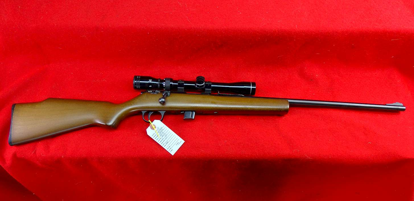 Marlin Model 25-N 22 rifle (Ref # 2247)