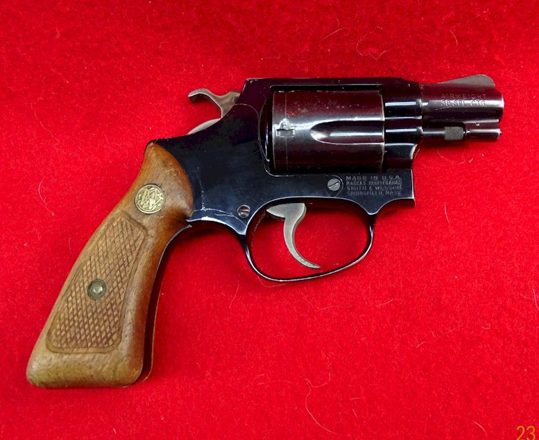 <b>~~~SOLD~~~</b>  Model 37 Chief's Special Airweight (Ref # 2249) <b>~~~SOLD~~~</b>