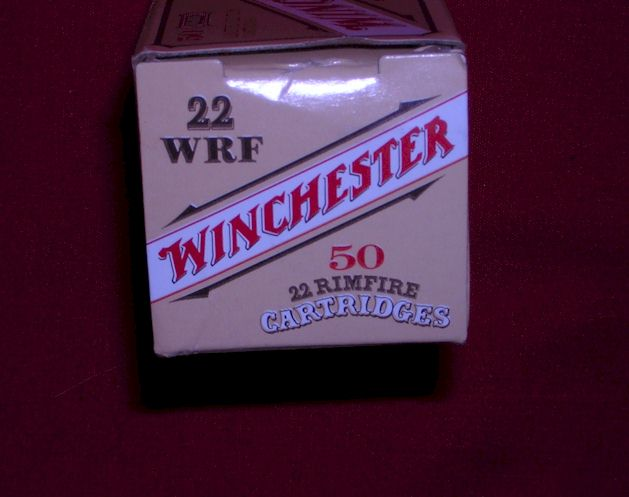 Winchester 22 WRF - 250 rounds
