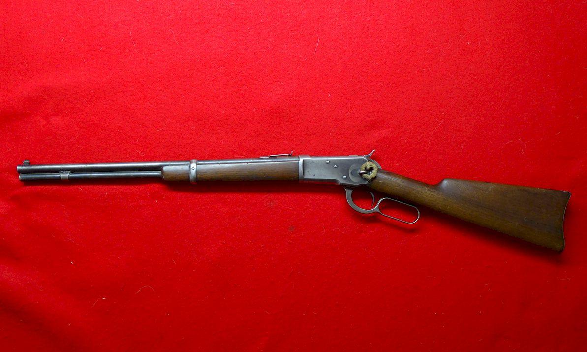 <b>~~~SOLD~~~</b><br>Winchester Model 1892 Carbine 32-20 (Ref #0362)