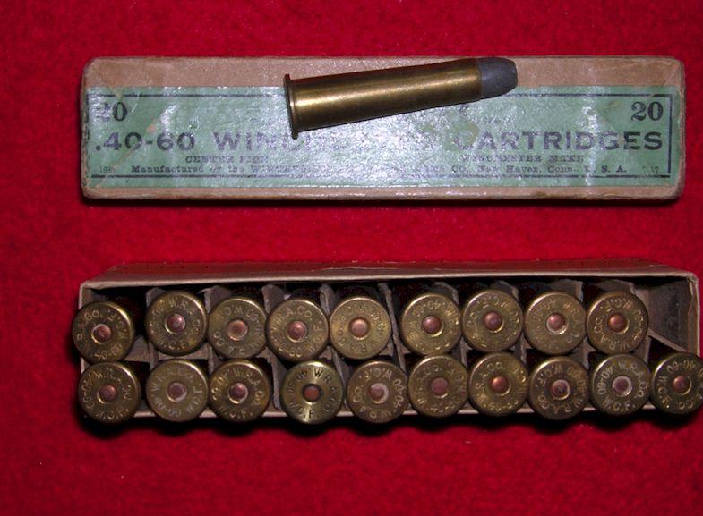 Winchester 40-60 Full Box