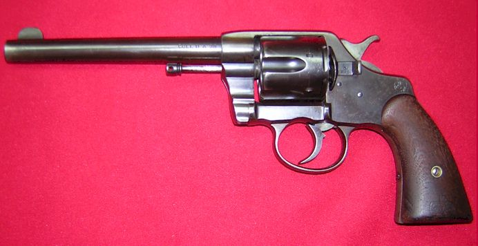 <b>~~~SOLD~~~</b><br>Colt 1892 New Army and Navy (ref # 411)