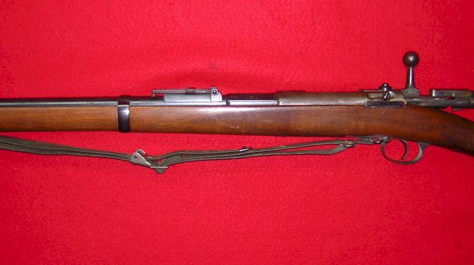<b>~~~SOLD~~~</b><br> Mauser Model 1871 (ref # 831)
