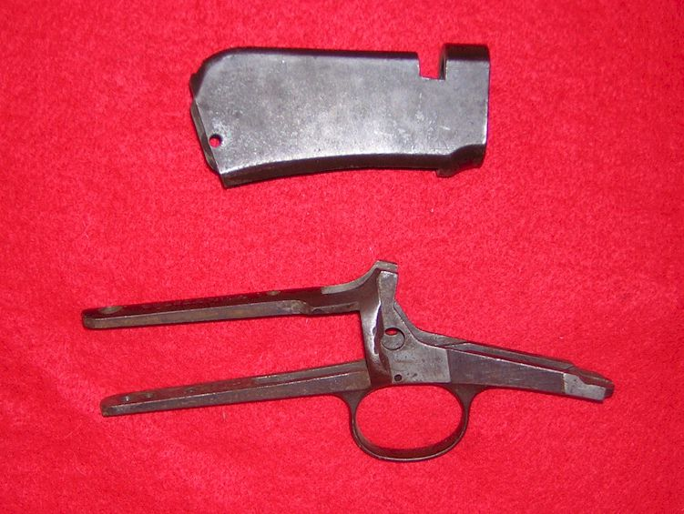 Winchester 1906 Receiver and Trigger Guard (Ref # 902)