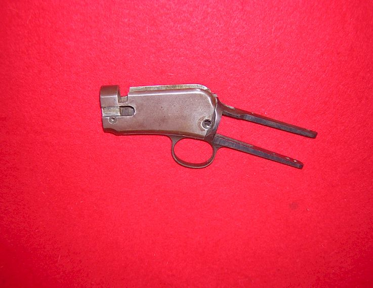 Winchester 1890 Receiver and Trigger Guard (Ref # 976)