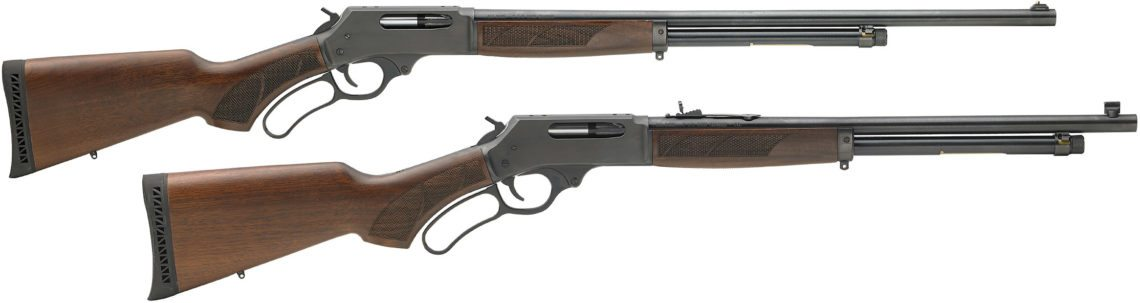 The New Henry Lever .410 shotgun, 20 or 24 inch bore (H015-410 and H018-410R)