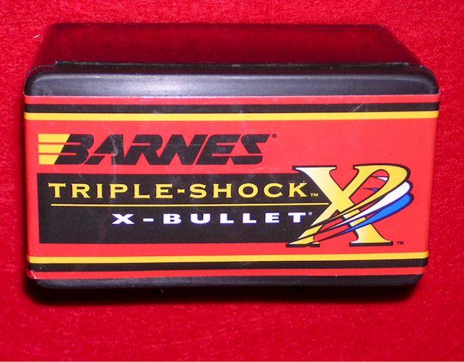 <b>~~~SOLD~~~</b><br>Barnes .30 caliber Triple Shock X-bullets
