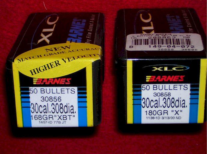 <b>~~~SOLD~~~</b><br>Barnes X in 7mm