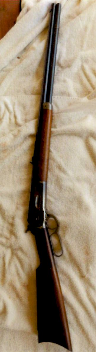 Winchester 1886 in 45-70  (ref #2100b)