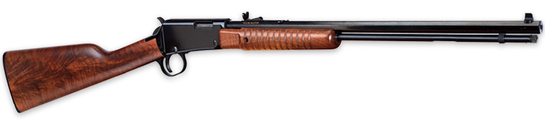 Henry Pump Action Rifle  .22 Mag  Octagon  (H003TM  )