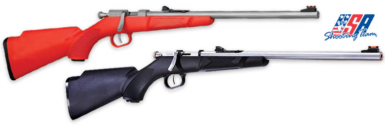 Henry Mini Bolt Youth - Official Youth Rifle of the USA Shooting Team (H005)