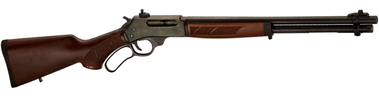 Henry .45-70 Lever Action Rifle (H010)