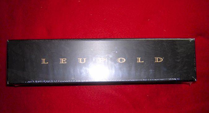 ~~~ SOLD~~~<br>Leupold Rifleman Scope 2-7x 33mm Wide Duplex Reticle Matte