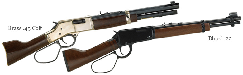 Henry Mare's Leg .45 Colt (H006CML)