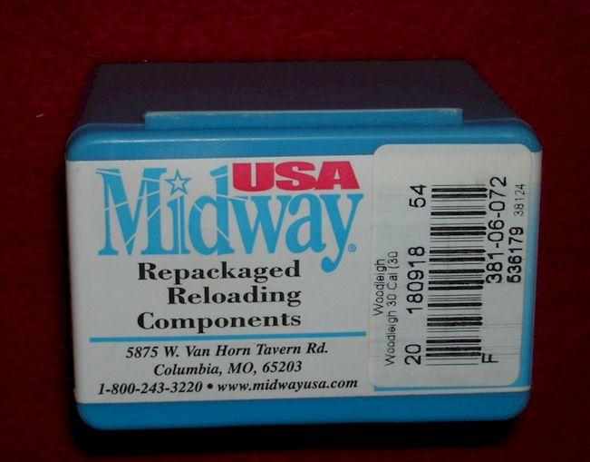 Midway 30 caliber 180 grain