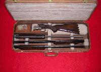 Winchester Model 101 Pigeon Grade 3-barrel set (ref #1242)