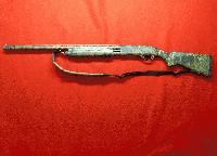 Remington Super Magnum shotgun (Ref # 2028)