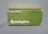 <b>~~~SOLD~~~</b><br>Remington 22 LR High Velocity