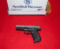 <b>~~~SOLD~~~</b> Smith and Wesson Model 9VE (ref #985)