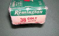 Remington 38 Colt New Police