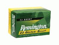 Remmington SHORT Golden Bullet