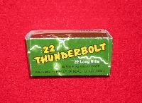 Remmington 22 thunderbolt 22 LR