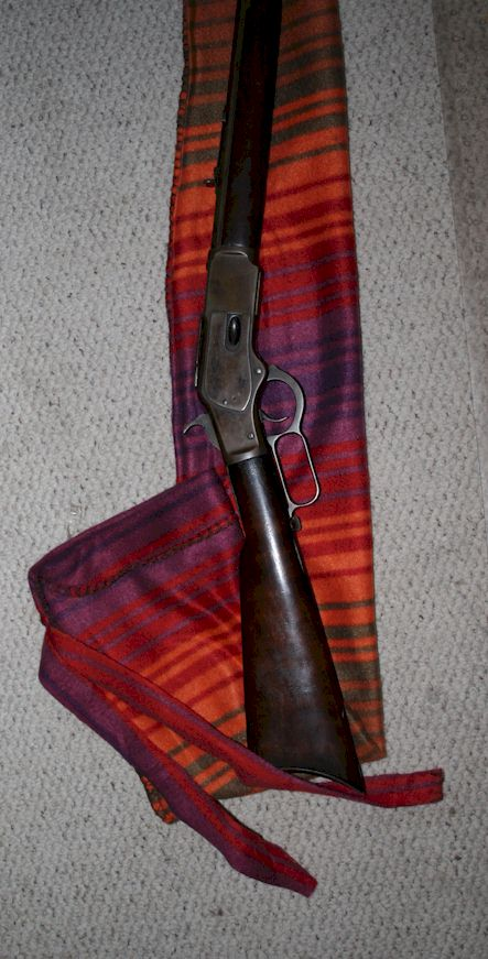 Flannel Gun Sock